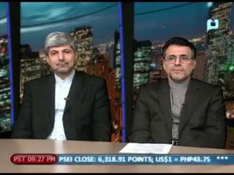 NewsLife Interview: Hon. Mehmanparast & H.E. Mohammadi - Expanding ties w/ Iran through econ. coop