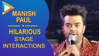 """Ye Salman Khan ke show par Kaancha cheena"": Manish Paul - HUNGAMA"