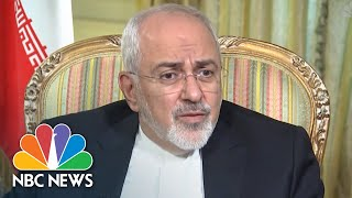 Iran Warns Against U.S. Withdrawal From Nuclear Deal | NBC News - NBCNEWS