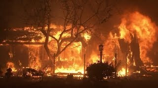 California wildfires: Live reports from the scene   ABC News - ABCNEWS