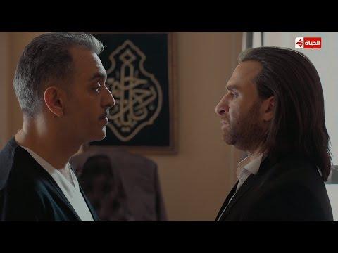 مسلسل شطرنج - فتحي لـ المقدم \ خالد الزيني ... وقت اللزوم بعرف أدافع عن نفسي كويس أوي