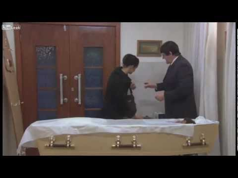 funeral home prank in HD