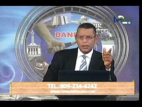 DANDO EN EL CLAVO TV 25 DE ABRIL 2014- 1 DE 2