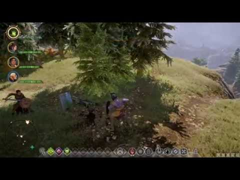Dragon Age Inquisition PC Gameplay#1