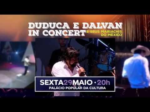 DUDUCA E DALVAN se apresentam dia 29 na Capital