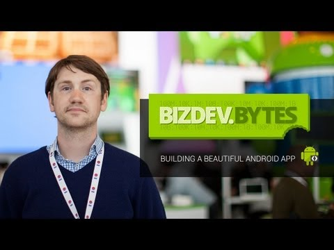 BizDevBytes: Building a Beautiful Android App - HotelTonight