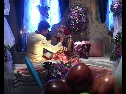 Bani Parmeet first night-Suhagraat scene on Bani Ishq Da Kalma-Colors TV serial upcoming episode