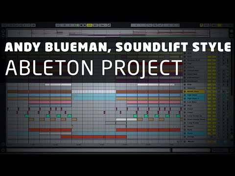 How to make Emotional Uplifting Trance (Andy Blueman, SoundLift Style)