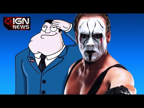 TBS Renews American Dad - IGN News - With Guest Host Sting!