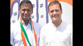Northwest Delhi MP Udit Raj joins Congress, terms BJP 'anti-Dalit' - ABPNEWSTV