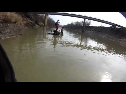 Trinity River Central Texas Fishing White Bass