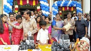 Actress Roja Husband RK Selvamani Birthday Celebrations   MLA Roja Husband RK Selvamani Birthday - RAJSHRITELUGU