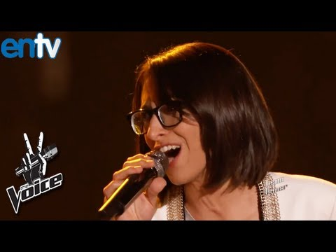 Michelle Chamuel Leads Top 10 - The Voice Season 4