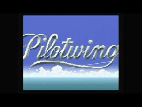 CGR Undertow - PILOTWINGS for Super Nintendo Video Game Review