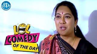 Comedy Of The Day 283 || Hema Mocking Shivaji Raja || Nishabda Viplavam Movie - IDREAMMOVIES