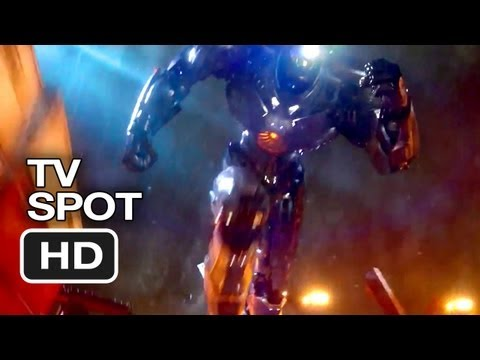 Pacific Rim Official TV Spot - Go Big, Or Go Extinct (2013) - Sci-Fi Movie HD