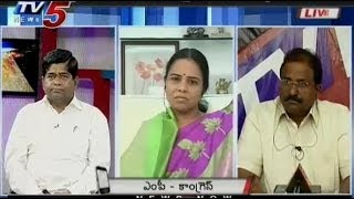 How The T Bill will Pass in Parliament - Sobha Nagi Reddy|Prakash|Somu Verraju - TV5NEWSCHANNEL