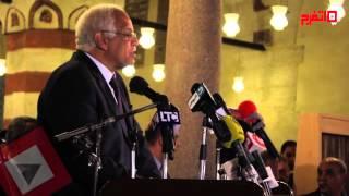 وزير الآثار يفتتح «الجامع الأزرق»