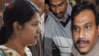 2G Scam | Court frames charges against A Raja, Kanimozhi and others : TV5 News - TV5NEWSCHANNEL