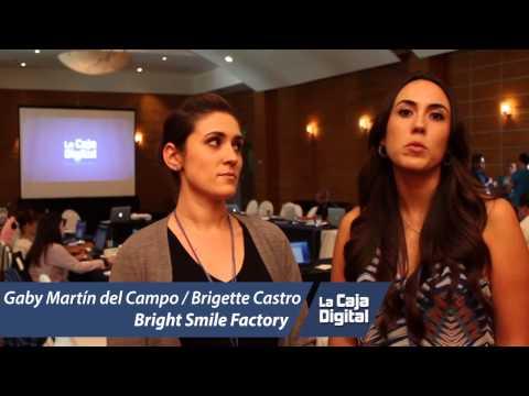 Gaby y Brigette platican su experiencia en La Caja Digital