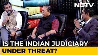 Are India's Courts Under Threat? - NDTV