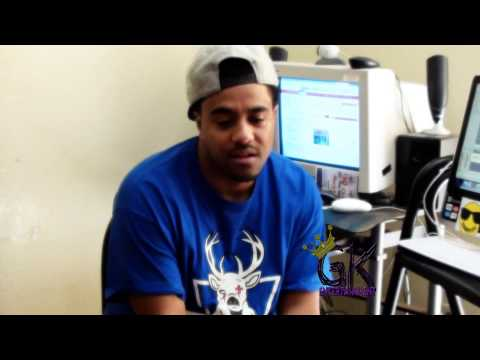 Damey speaks with GK Ent (Video)