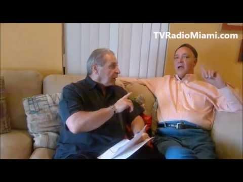 TVRadioMiami - Randy Espinet - Analiza el acuerdo entre el presidente Barack Obama y el presidente Raul Castro.