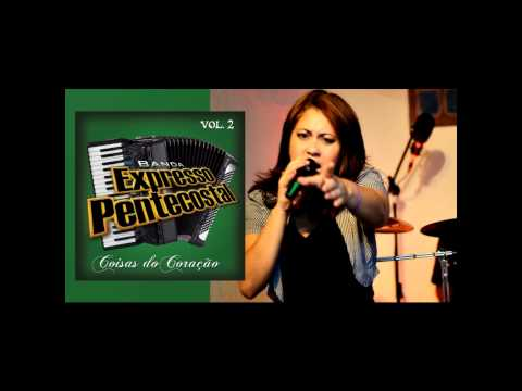 EXPRESSO PENTECOSTAL E GABYH SOUZA (Sonda-me - Aline Barros) VOL.2