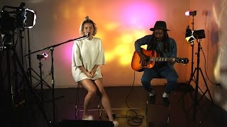 Anne-Marie Performs 'Gemini' Acoustic - WSJDIGITALNETWORK