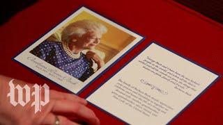 Watch Barbara Bush's funeral service - WASHINGTONPOST