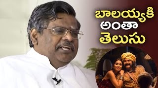 Sirivennela Seetharama Sastry About Romantic Songs In Gautamiputra Satakarni | TFPC - TFPC