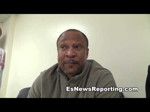ronnie shields and Justin Deloach  on mayweather boxing trainers EsNews Boxing