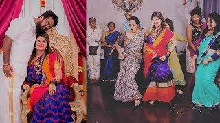 Rambha Baby Shower Event Full Images   Rambha Seemantham Photos   Tollywood Updates - RAJSHRITELUGU