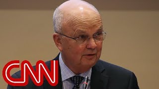 Hayden: This has everything to do with punishing us for criticizing Trump - CNN