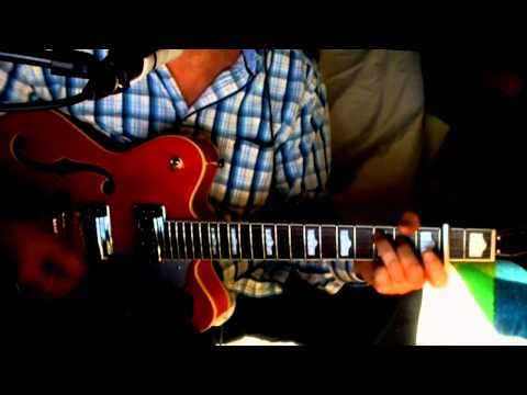 Wait The Beatles ((°J°)) Cover w/ Gretsch 5422 TDC FSR AS