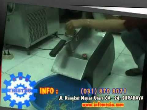Cara Memotong Kentang Ala Mc-D dengan alat Pemotong Buah Serbaguna!