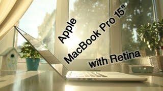 Обзор Apple MacBook Pro 15