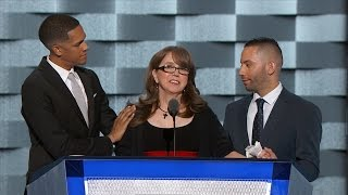 Pulse Shooting Victim's Mother Speaks at the DNC | ABC News - ABCNEWS