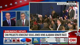 Trump: Write-in votes played a very big factor - CNN