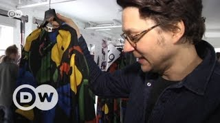 Arthur Arbesser: fashion's rising star | DW English - DEUTSCHEWELLEENGLISH