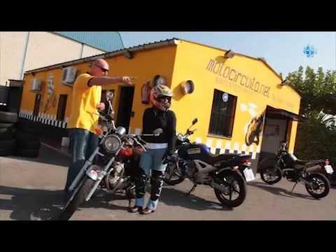 Carnet de moto por libre en Madrid
