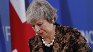 PM Theresa May Confronts European Leaders After Failing To Win Brexit Deal | NBC Nightly News - NBCNEWS