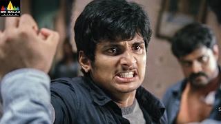 Rangam Movie Jiva and Kasi Action Scene || Jiva, Karthika, Pia - SRIBALAJIMOVIES