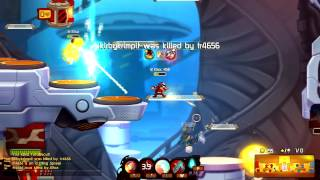 Awesomenauts for the PC | A Look At ..