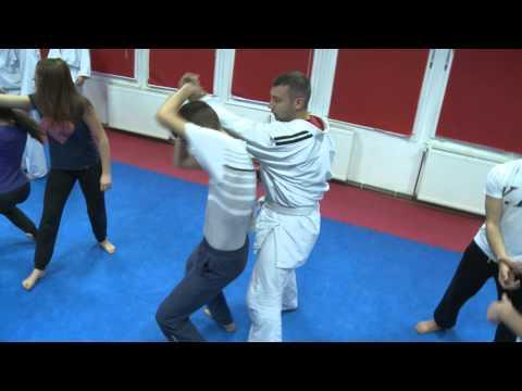 Aikido trening za početnike