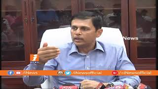 Telangana Election Commissioner Rajith Kumar Reacts On Votes Go Missing | iNews - INEWS