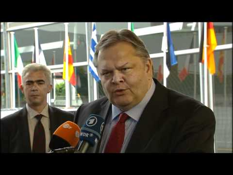 Evangelos Venizelos: Greece has 'strong will' to implement austerity programme