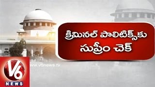 Supreme To Check Criminal Cases - Pending Cases To Be resolved In A year - V6NEWSTELUGU