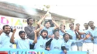 Tv5 Champion in Media Cricket league T20 Tourney - TV5NEWSCHANNEL