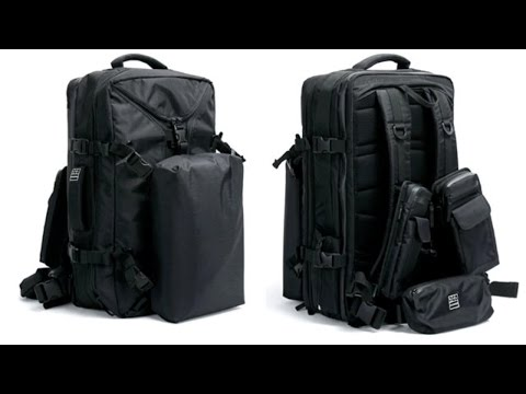 5 New Backpacks Designed for Travel, Business, Tech, Nomads and Adventurers.